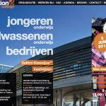 Website des Deltion College