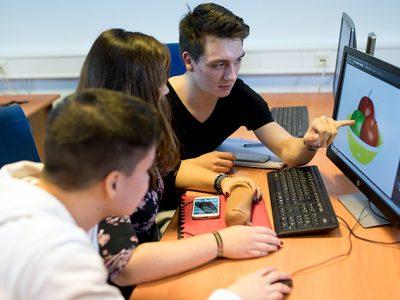 Medientechniker Ausbildung bei AUCOTEAM