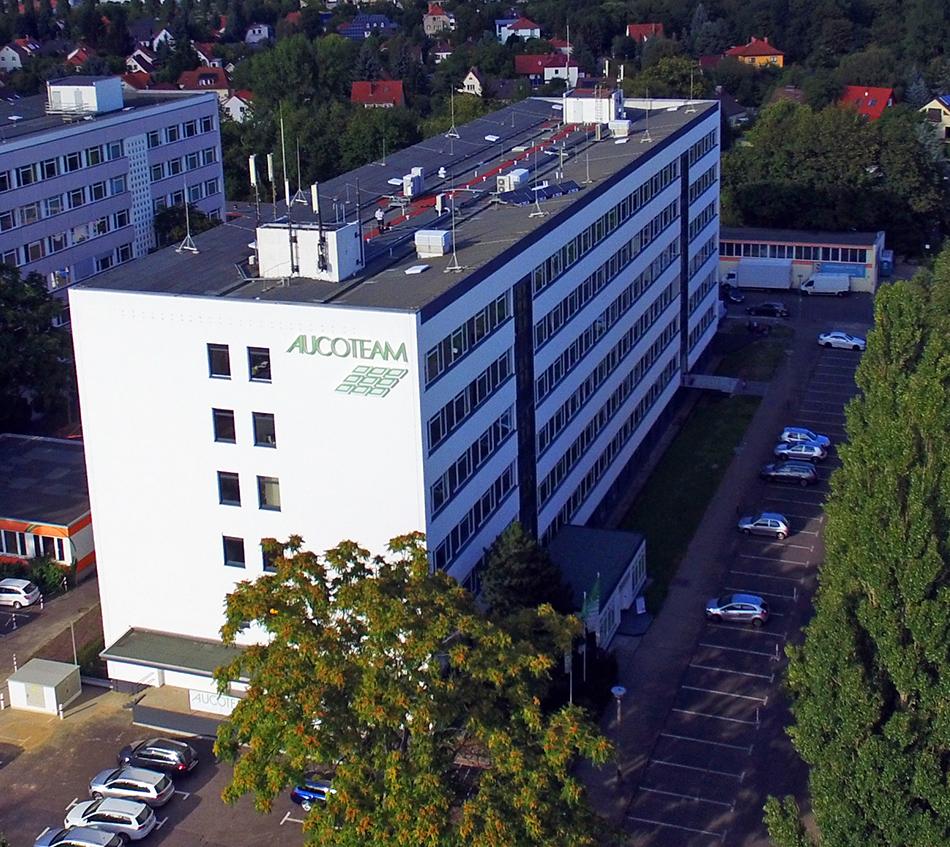 AUCOTEAM Firmengebäude