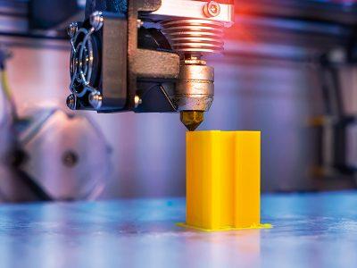 3D-Druck AUCOTEAM Berufsfachschule